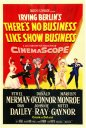 There's No Business Poster