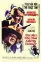Man Who Shot Liberty Valance Poster