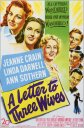 Letter to Three Wives Poster