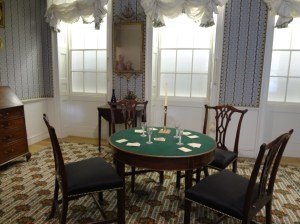 1800's period room