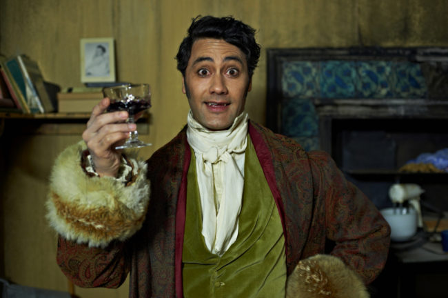 "Taika Waititi as ""dandy vampire"" Viago. Photo: seattletimes.com"