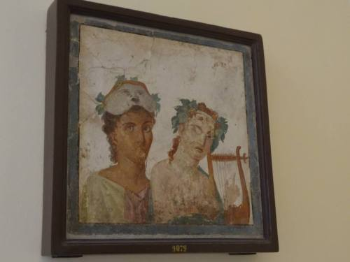 painting in museum
