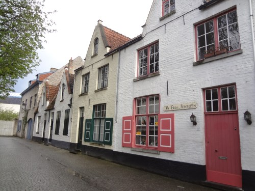 The bear necessities streets in Bruges. © Sonja Irani / filmfantravel.com