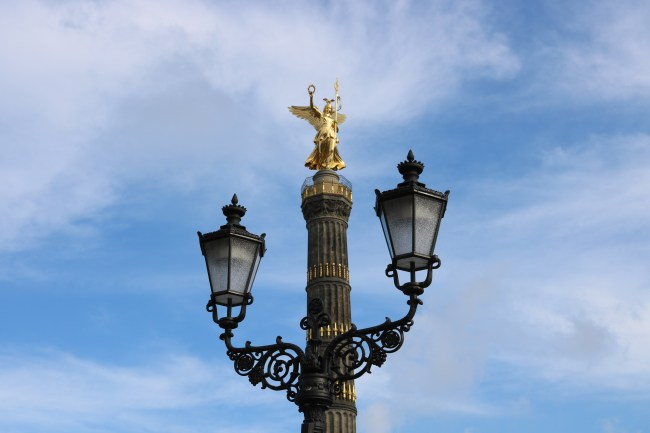 Victory Column on 10 Budget-Friendly Things to Do in Berlin © Sonja Irani / FilmFanTravel.com