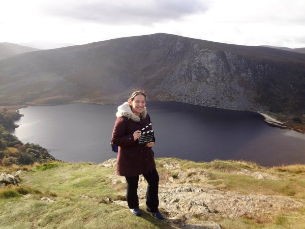 At Wicklow Mountains – the filming location of 'Vikings'. Photo: filmfantravel.com / Sonja Irani