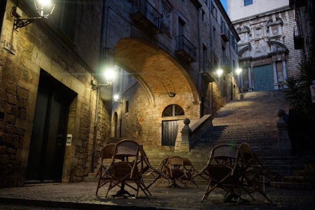 "Girona, Spain – film location for ""Game of Thrones"". Photo: savoredjourneys.com"