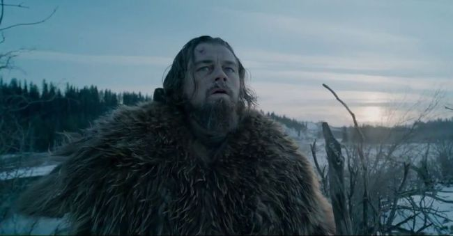 "Leonardo DiCaprio as Hugh Glass in ""The Revenant"". © Twentieth Century Fox Film Corporation"
