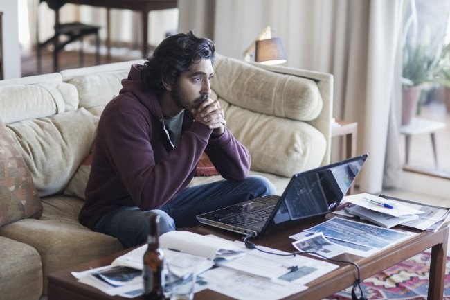 Saroo as a grown-up man in Australia. © Long Way Home Productions 2015