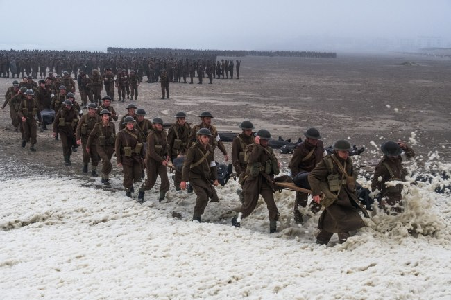 """Scene from """"Dunkirk"""". Photo: Warner Bros. Pictures"""