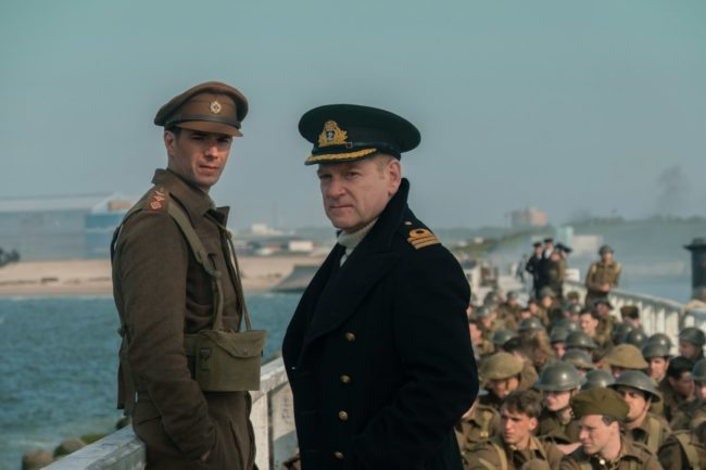 "Scene from ""Dunkirk"". Photo: Warner Bros. Pictures"