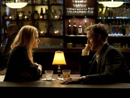 """Bar Scene from """"The Ides of March"""". © Sony Pictures Entertainment"""