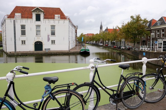 """The modern """"View of Delft"""""""