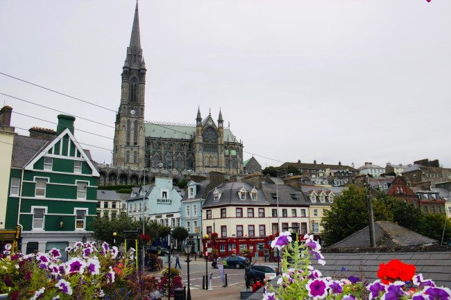 Cobh, Ireland. Photo: Sonja Irani / FilmFanTravel.com