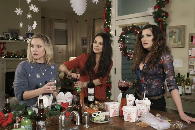 """Scene from """"A Bad Moms Christmas"""" Photo: © Motion Picture Artwork 2017 STX Financing, LLC"""
