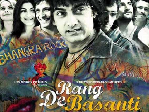 Image result for rang de basanti