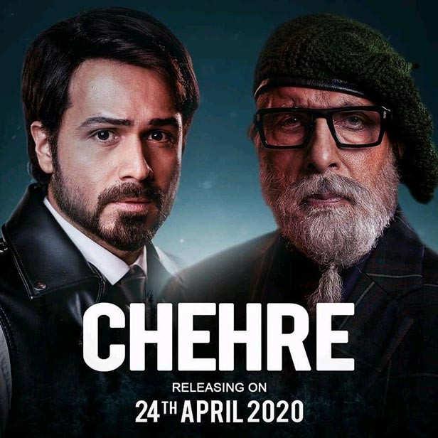 Chehre Upcoming Bollywood Movies 2020