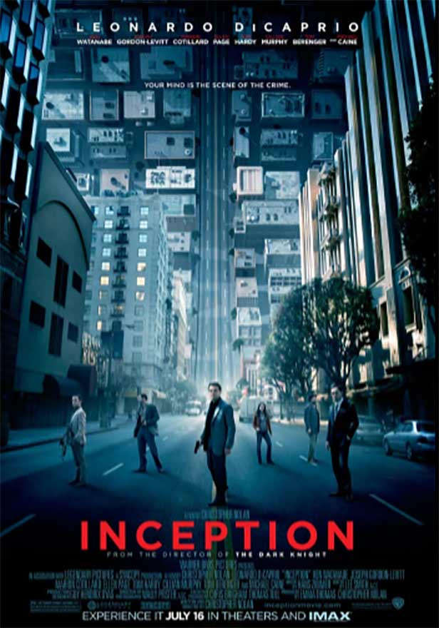 Hollywood Action Movies In Hindi Inception