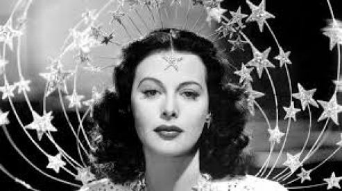 Hedy Lamarr Image
