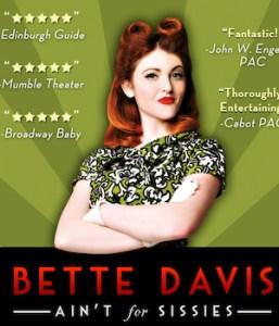 Bette Davis Ain't Poster