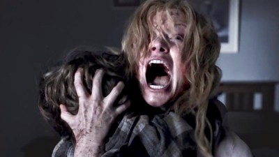 Essie Davis was the frazzled star of Australian horror film The Babadook