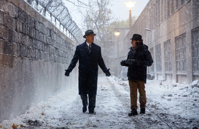 Spielberg's Untitled Cold War Thriller or is it St. James Place?