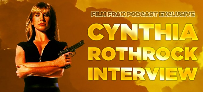 FilmFrak interviews Cynthia Rothrock