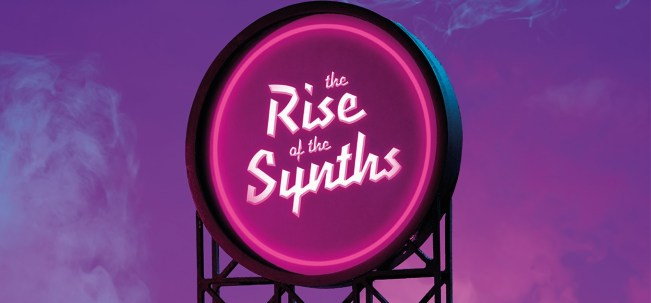 Rise Of the Synths Banner