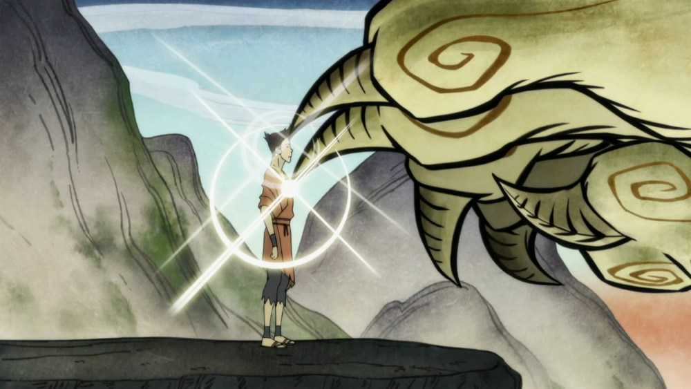 An analysis of the hero's journey:Avatar Wan from legend of Korra (6/6)