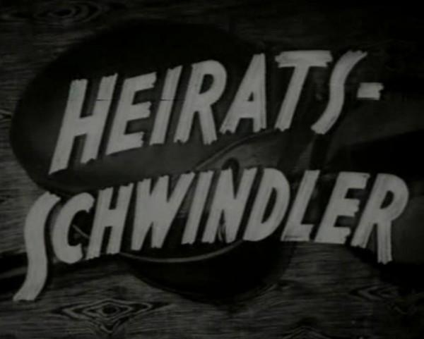 Der Heiratsschwindler Und Seine Frau Tv Movie 2012 Full Cast