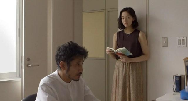 Kiyohiko Shibukawa, Katsuki Mori in Guzen to sozo | Wheel of Fortune and Fantasy by Ryusuke Hamaguchi | JPN 2021, Competition | © 2021 Neopa/Fictive