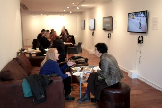 Networking lunch at Lighthouse, Brighton