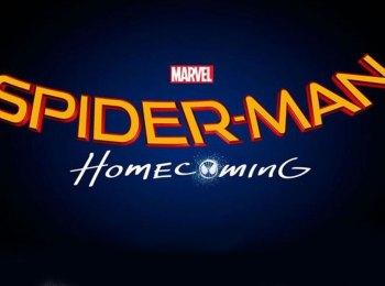 Spiderman Homecoming Logo