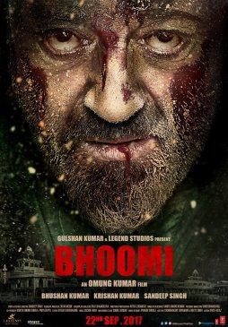 First Poster of Bhoomi