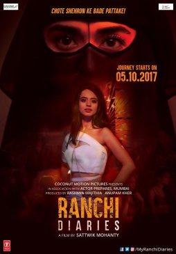 Ranchi Diaries Poster 1