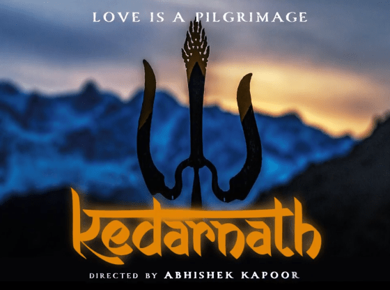 Kedarnath Motion Poster