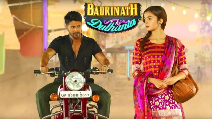 Movie Review: Badrinath Ki Dulhania