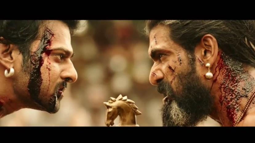 'Bahubali 2' Trailer Hits Cinema Screens