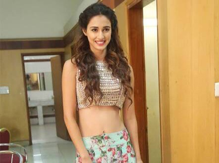 I'm Not Replacing Anyone: Disha Patani