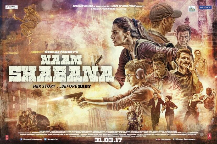 Movie Review: 'Naam Shabana'