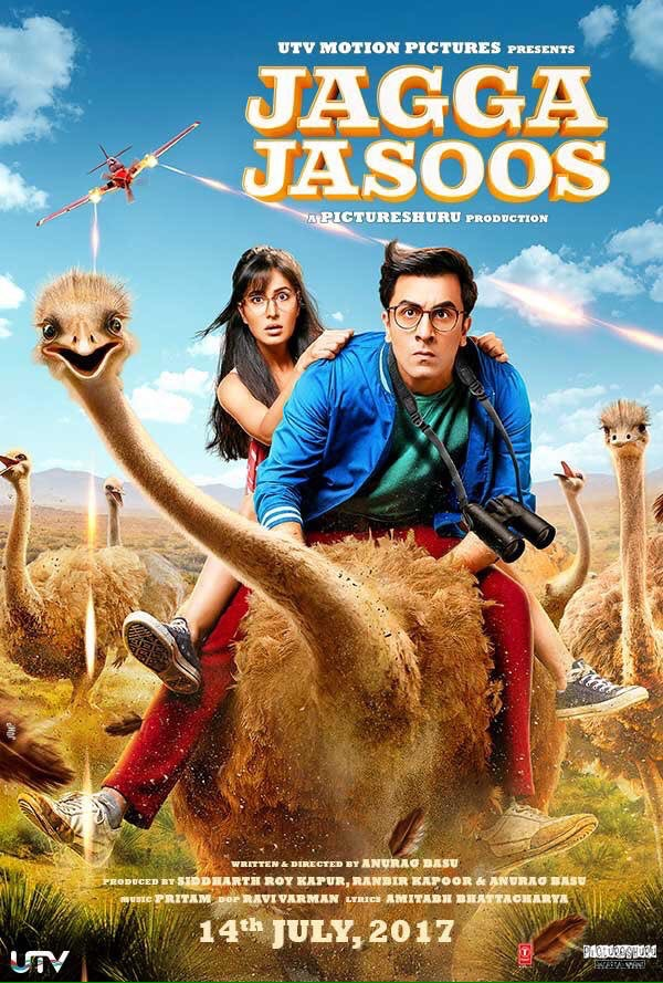 Movie Review: 'Jagga Jasoos'