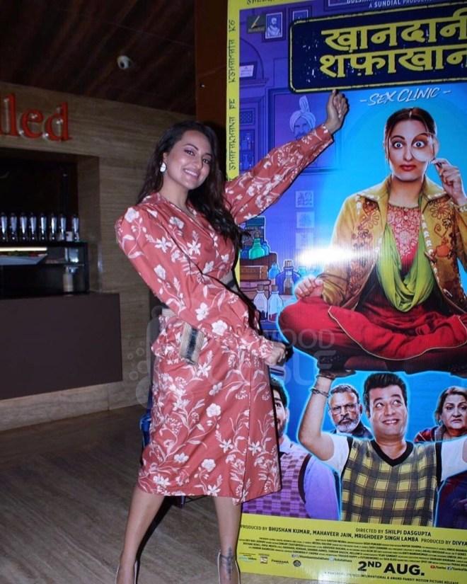 Trailer of Khandaani Shafakhana Dropped