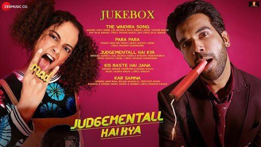 Yes We Are Judging 'Judgementall Hai Kya' Posters