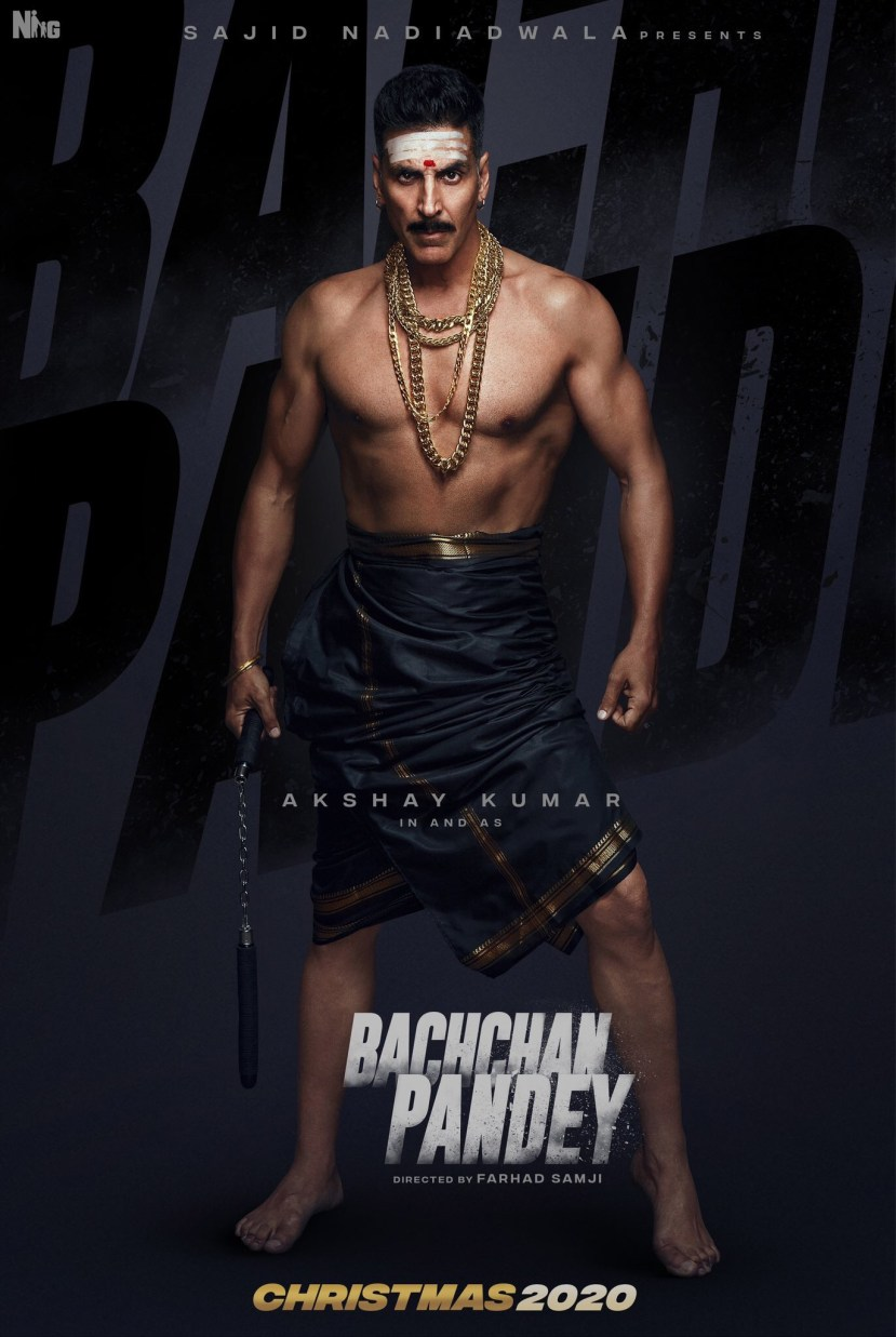 First Poster For 'Bachchan Pandey' Is Simply Superb!