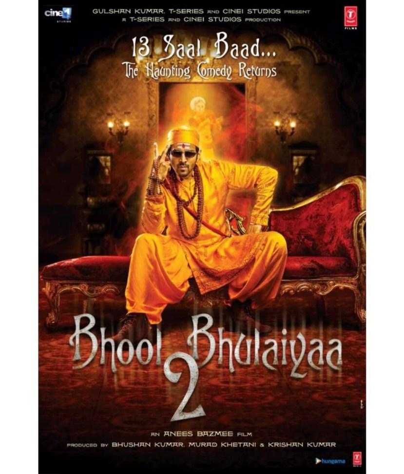 Kartik Aryan Looks Promising In 'Bhool Bhulaiyaa'