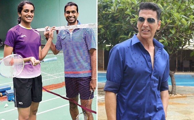 Akshay To Play PV Sindhu's Coach In His Next!