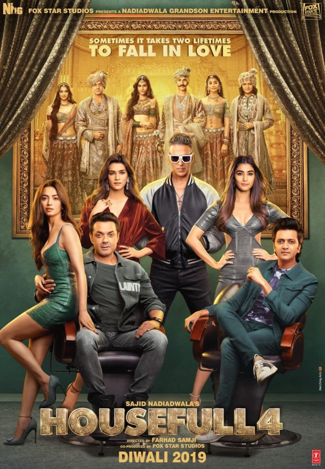 Housefull4 Looks A Laugh Riot!