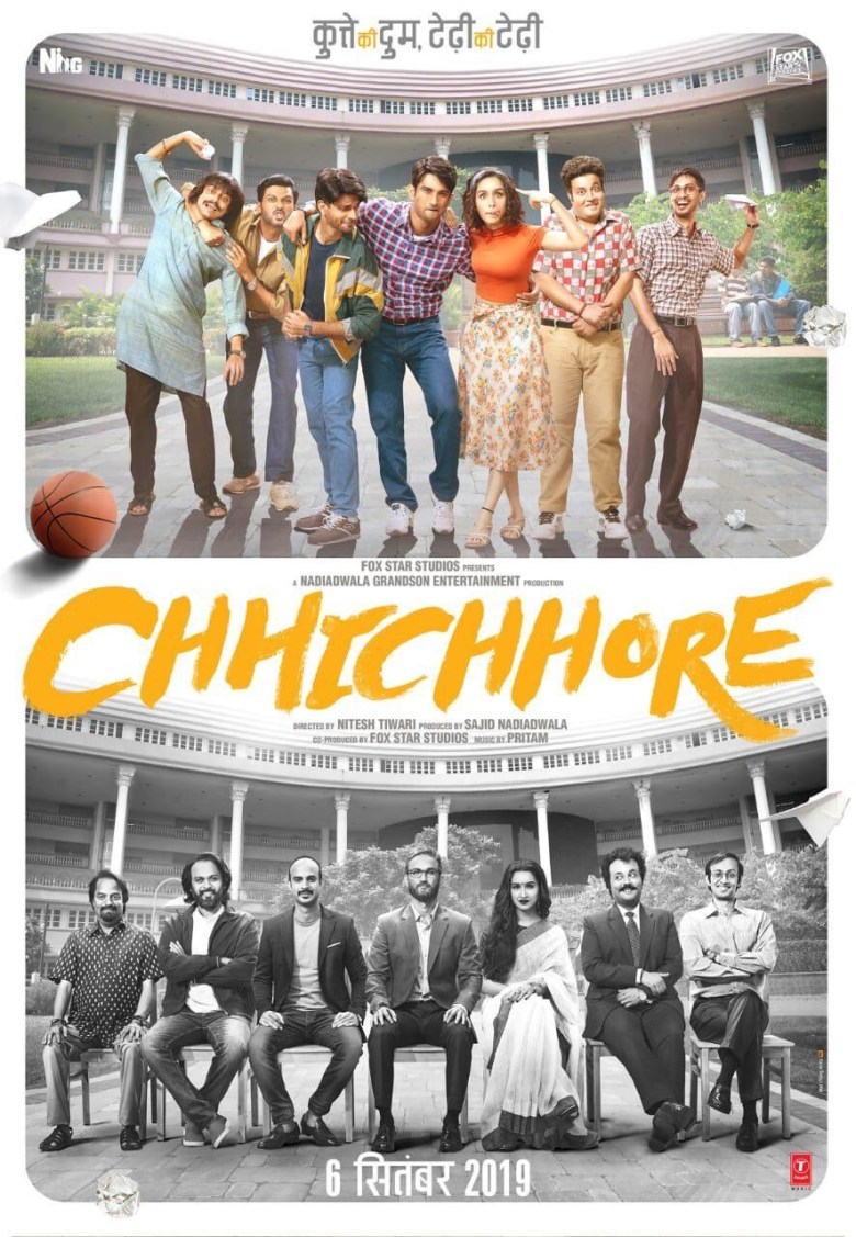 Film Review: 'Chhichhore'