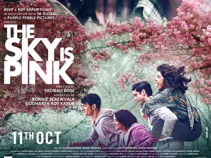 The Sky Is Pink: Trailer Review