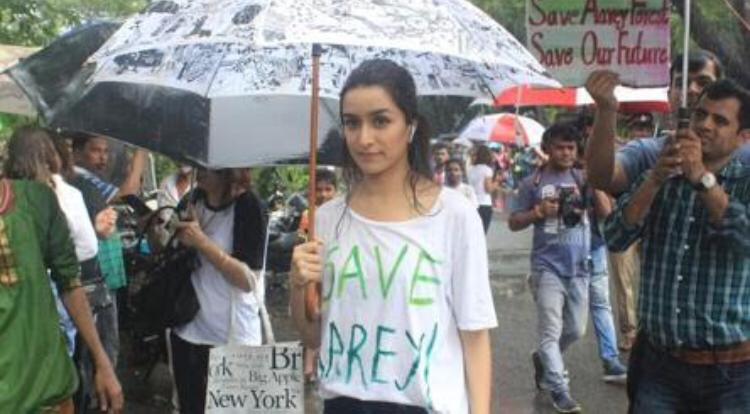 Bollywood Goes Green With Aarey!