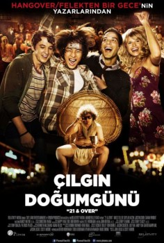 Çılgın Doğumgünü Türkçe Dublaj HD izle